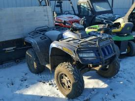 Salvage Arctic Cat SIDEBYSIDE
